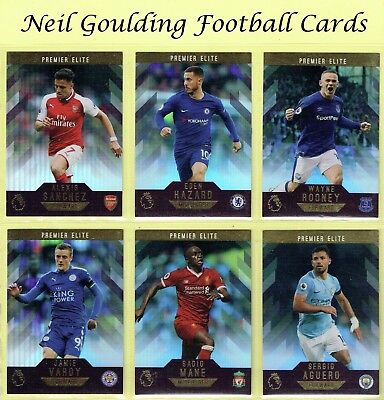 TOPPS PREMIER GOLD 2017-18/2018 ☆☆☆ Premier Elite ☆☆☆ Insert Cards #171 to #180