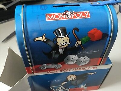 Monopolymailbox Tin, 1999 With Box