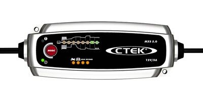 CTEK Multi MXS 5.0 12V / 5A Smart Battery Charger and Conditioner --