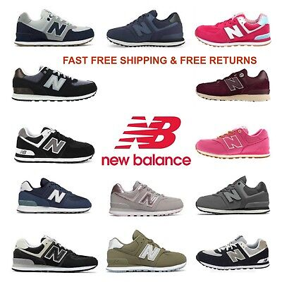 New Balance Kids size (3.5-7) Lightweight, Casual and Comfortable Sneakers