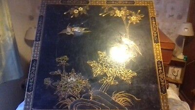 chinese new year dining table 3x3 ft apx some marks
