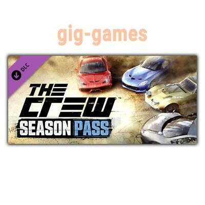 The Crew™ Season Pass AddOn/DLC PC spiel Steam Download Link DE/EU/USA Key