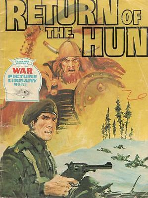 1973  No 873 38650 War Picture Library  RETURN OF THE HUN