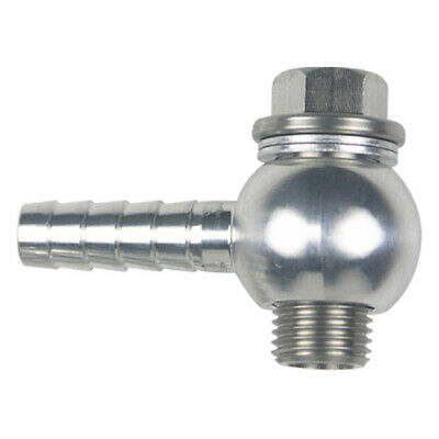TiAL10mm Air Fitting for Wastegate/Blow Off Valve - Double Pack #000546