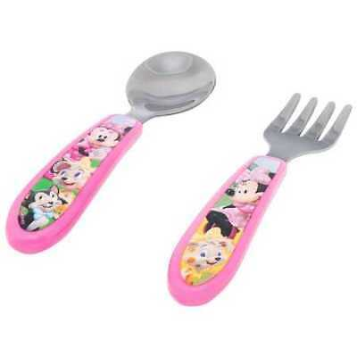 Disney Minnie Mouse Fork and Spoon