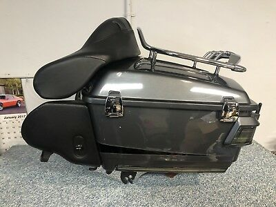 2011 Harley Davidson CVO Road Glide Motorcycle Ultra Classic Tour Pack Loaded