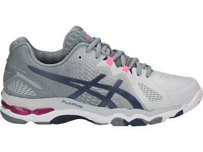 NEW RELEASE || Asics Gel Netburner Super 8 Womens Netball Shoes (B) (9649)