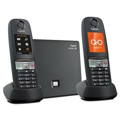 Gigaset E630A GO Tough Cordless Phone -Twin Kit with GEN GIGASET WARR