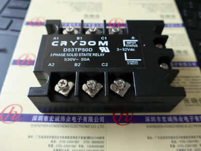 1PCS New D53TP50D Crydom solid state relay