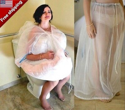 Bridal Buddy: Use the Bathroom in Your Wedding Gown on Your Own
