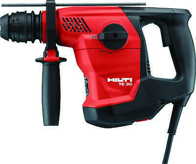 HILTI TE 30 SDS-plus rotary hammer for drilling in concrete, wood and metal