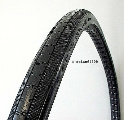 Pr1mo Wheelchair Tyre Solid Polyurethane Black 24 x 1-3/8