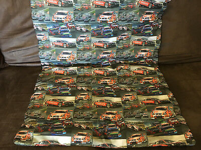 Supercars Dog, Pram or Bassinet Quilt