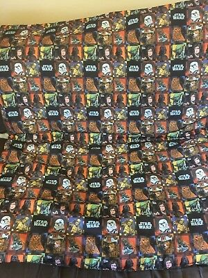 Star Wars  TV, Stadium or Cot Quilt