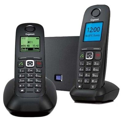 Gigaset A540IP VoIP Cordless Phone (TWIN PACK) with GEN GIGASET WARR