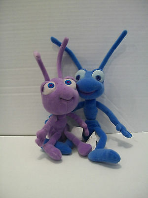 Disney's A Bug's Life Flik & Princess Dot Stuffed Plush Set