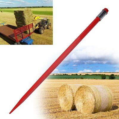"Bale Spear 49"" Hay Tine Silage Spike Tines Spears C-2 3000LB"