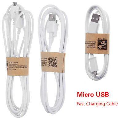 Micro USB Data Sync Charger Cable Fast Charging For Samsung Galaxy S6 S7 Edge