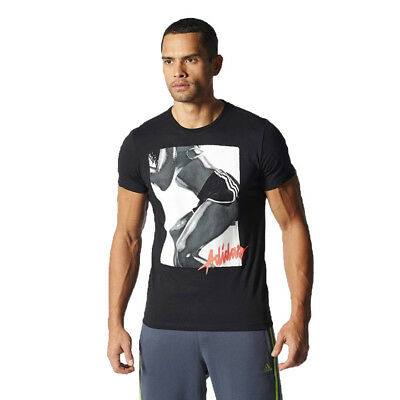 Adidas Workout Girl T-shirt Men s Sports Tee Thermoactive Training ClimaLite 2403c22ca81a