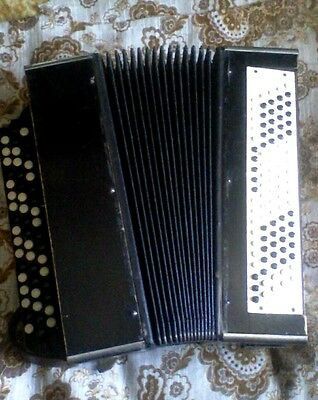 Accordion (Bayan), 3/4, Russia (Factory named of the Red Army)