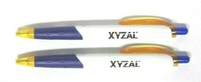 Drug Rep XYZAL Collectible Pens x 2 RARE