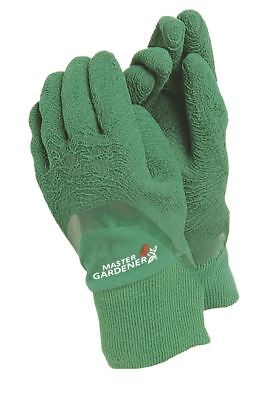 Town and Country TGL200S Master Gardener Green Ladies Gloves Small