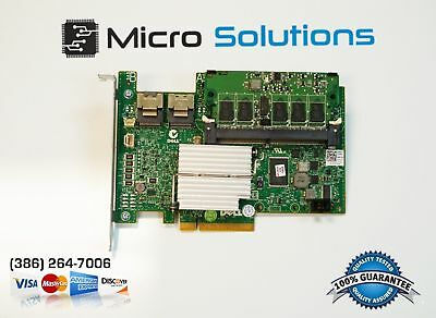 Dell PE PERC H700 512MB SAS W56W0 RAID Controller Only for PowerEdge Servers