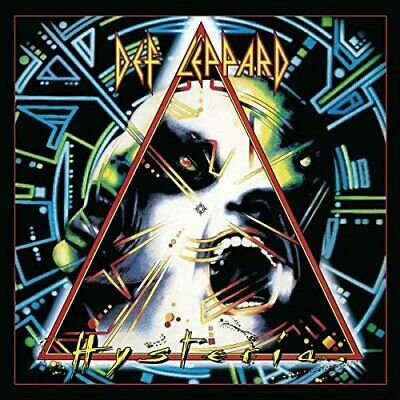 Def Leppard - Hysteria (30Th Anniversary Deluxe Edition) - Cd - New