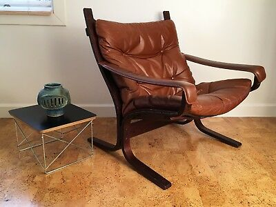 Marvelous Vintage Westnofa Norway Ingmar Relling Rosewood Siesta Chair Gmtry Best Dining Table And Chair Ideas Images Gmtryco