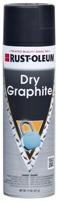 Rust-Oleum 273925 Dry Graphite, 11 oz. Spray Can