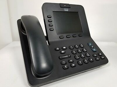 Cisco CP-8945 Unified Video Conference Phone 8945 CP-8945-K9=