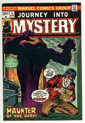 Journey Into Mystery 4 - Bronze Age Horror - High Grade 9.2 NM-