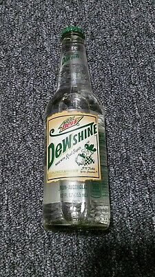 MOUNTAIN DEW SHINE Dewshine Limited Edition Unopened 12oz Bottle EXPIRED