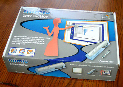 mimio Interactive Xi   Virtual Ink System