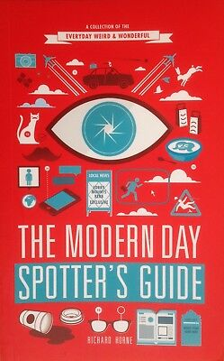 The Modern Day Spotter's Guide Richard Horne I-Spy Humour Observation Fun
