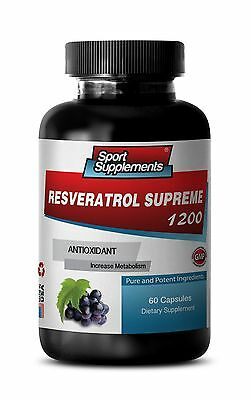 Resveratrol Extract - New Resveratrol 1200mg - Lose Weight For Women Pills 1B