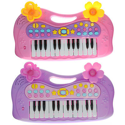 My Little Musician Electronic Musical Kids Piano Playtime Keyboard (2 Colors)