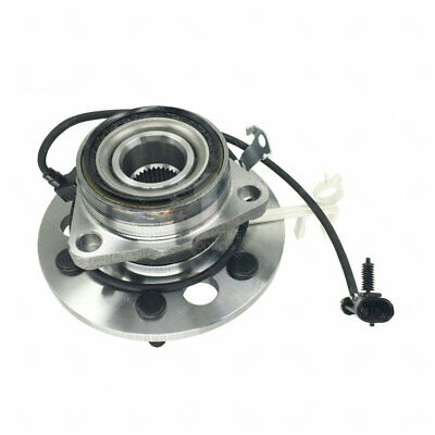 New FRONT WHEEL HUB & BEARING ASSEMBLY FIT CHEVY GMC PICKUP TRUCK TAHOE 4WD
