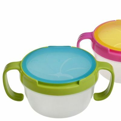 Snack Children Cup Plate Child Tableware Container Toddler Baby Feeding Bowl