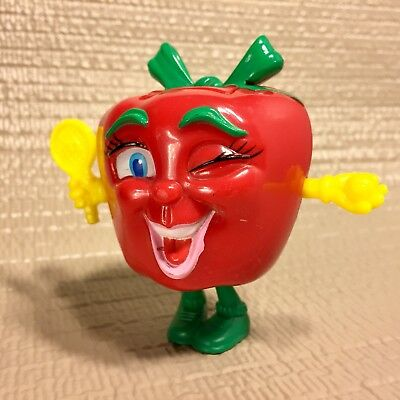 MCDONALDS CHANGEABLES FOOD Fundamentals Ruby the Apple Figure 1992