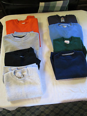 Kids Youth Sweatshirt Jerzees, Fruit of the Loom, Gildan CHOICE COLOR XS-XL