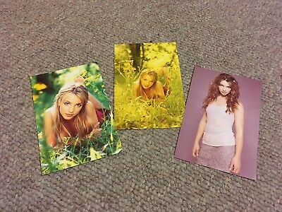 Official Britney Spears Collectible Photo Cards [SET 3] Britney Brands