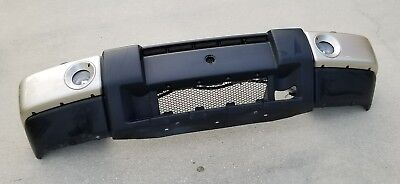 Land Rover Discovery 2 Ii 99 04 Rear Bumper New Strong Grp