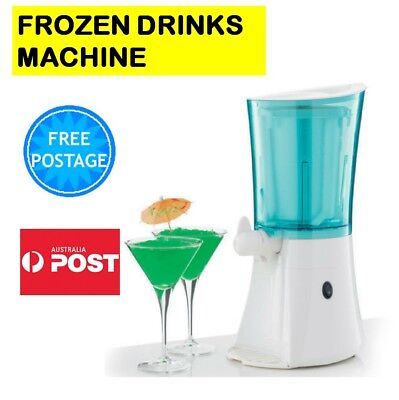 Frozen Drink Machine Slushie Ice Cold Drinks Machine Home Electric Dessert Maker