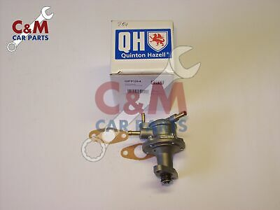 Pompe à Carburant Pour Ford Cortina MK 1 /& 2 1962 To 1971 QH Quinton Hazell
