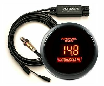 Innovate Db Rot Led Breitband Anzeige Kit, Lc-2, With O2 Sensor #3796