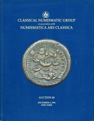 Cng Classical Numismatic Group Auction 40 A Mail Bid Sale With Nac Dec. 4, 1996
