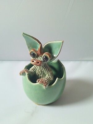 Yare dragon pottery