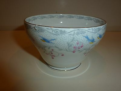 Grafton China England Cranleigh Pattern Large Open Sugar Bowl