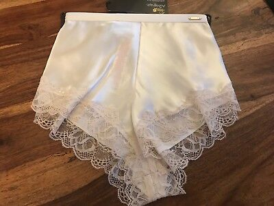 **NEW COLOURS** Range of BNWT M&S Rosie @ Autograph silk french knickers rrp £25